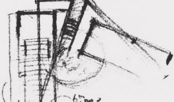 建筑师的小游戏:画一张安藤那样的草图!