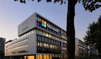 一探微软办公室的究竟,原来别人的办公室是这样的