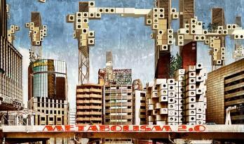 城上城的畅想:假如中银胶囊大楼继续延伸...