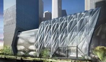 有一天,建筑化身变形金刚,整个纽约high了起来!