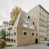 用地和历史双重限制下的新生:柏林乡村的金字塔砖屋