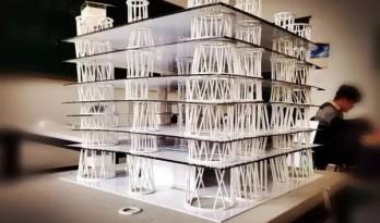 做建筑模型有何奇技淫巧?