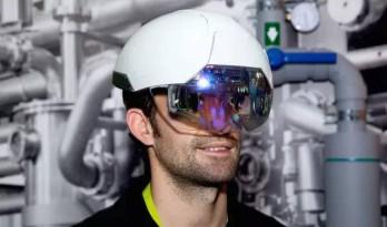 建筑师专用智能头盔横空出世,妈妈再也不用担心我的设计了!