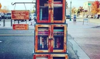 为了纪念妈妈的小图书馆,结果事情被搞大了...