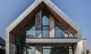 简洁明了,材质分明的北欧P别墅