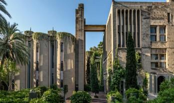 La Fabrica水泥工厂改造——掩埋于漫天绿植中,走在绚烂时光里