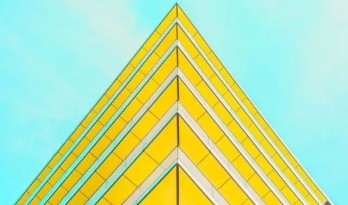 几何,色彩,建筑,光