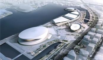 东北亚艺术馆群 / 哈尔滨工业大学建筑设计研究院