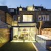 巧用玻璃,引光入室,让现代化住宅熠熠生辉