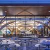 做一个优雅的建筑,食堂也可以高端大气