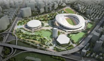 上海徐家汇体育公园规划方案——HPP打造上海城市更新的文化标杆