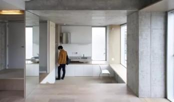 看日本这不到50㎡的公寓,专攻小型建筑也很有意思!