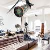 会呼吸的公寓——阿姆斯特丹复古阁楼设计