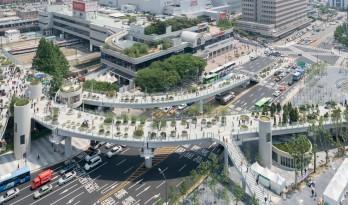 """韩国版""""高线公园""""建成!MVRDV将空中花园建造在首尔废弃的高架桥上"""