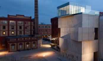 展览建筑:7座典型的建筑博物馆和艺术画廊