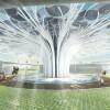 """充满能量的""""太阳树""""为小岛注入活力"""