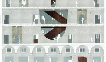 开眼了 . 建筑表现的5种技术!