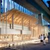 构建公共空间,大一建筑学生10天内搭建的城市论坛