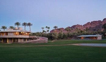 赖特在85年前设计的住宅,如今成了建筑学校啦!