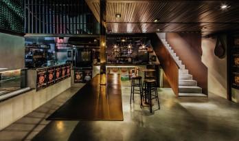 感性与理性的完美结合——LEPOULET法式餐厅酒吧