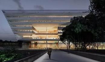 上海博物馆东馆设计方案公布!浦东世界文化地标启动