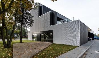 Wiadomości Wrzesinskie编辑办公室 / Ultra Architects