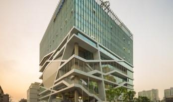城市更新项目——首尔城东文化福利中心