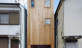 日本住宅的空间最大化