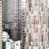 城市垂直架构:在家里就能观赏不同高度的风景