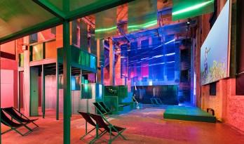 MUSEEA工作室创建的微缩城市景观