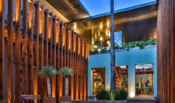 未来 美洲酒店大奖评审团带我们领略那些巧妙与环境相结合的最佳酒店设计
