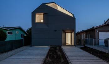 南加州建筑学院学生作品,巧妙而精致的小住宅