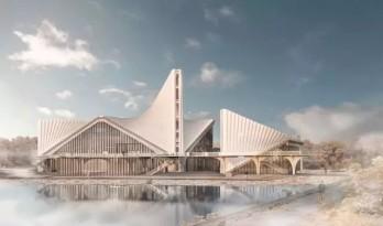 大跨 | 湖南大学建筑学2013级大跨度建筑设计评图
