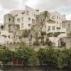 古典却又现代:巴黎郊区的社会住房项目