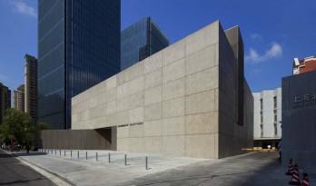 坚信建筑语言的魅力,上海油雕院美术馆