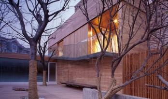 在原建筑的基础体现自身文化特性,孟宅 /  陶磊建筑事务所