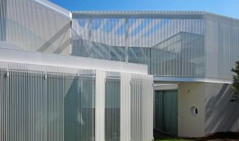 百叶窗后的光影婆娑——西班牙1.130别墅