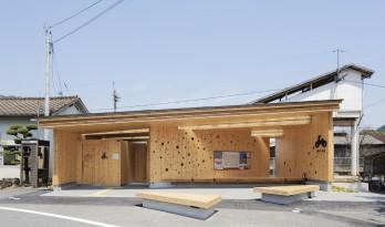 日本的这个公厕,让人们纷纷停留驻足