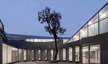 城市荒漠中的秘密花园,北京西店记忆文创小镇 / 刘宇扬建筑事务所