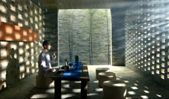 隐于自然的东方禅意—秀山寺环境整治设计 / YAD