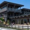 日本灾后重建幼儿园:天然木材搭建的避风港
