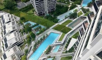 扎哈首个完美落地豪宅项目:D'Leedon 方案+海量实景