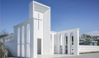 城市安宁与祥和的庇护所——白教堂 / LAD(里德)设计机构