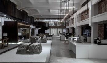 建筑是破土而出的生命——1978文创园总部办公室 / LAD(里德)设计机构