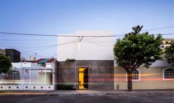 严肃而简约,混凝土打造的Casa Foraste之家