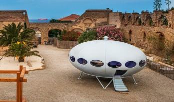 """""""乌托邦塑料""""展览——未来的微型家园"""
