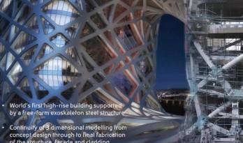 扎哈遗作:一个不可能建成的建筑的建成过程