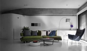 弹性空间,流动之屋——Fluid House / CJ studio