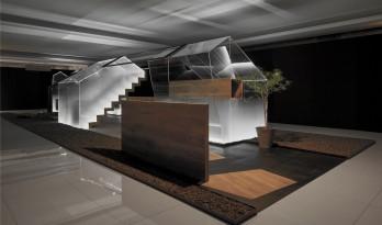 空间的回忆——透明记忆里的家宅 / 感物