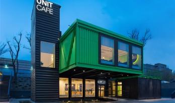 Unit Cafe:是集装箱,也是咖啡厅